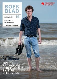 BOEKBLAD Magazine 10 2016