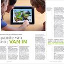 De expansie van uitgeverij Van In - Vlaamse Sanoma-dochter heeft succes met online platform Bingel