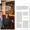 Jan Hilbers en Maria Vlaar (Auteursbond): 'Self publishing wordt voor steeds meer auteurs de toekomst'