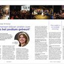 Bijke Aarts, artistiek leider Tilt Festival: 'Ik wil dat mensen blijven praten over wat er op het podium gebeurt'