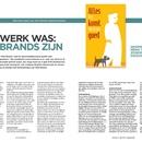 Zijn werk was: Wim Brands zijn