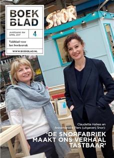BOEKBLAD Magazine 4 2017