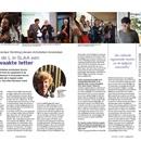 Daphne de Heer, directeur Stichting Literaire Activiteiten Amsterdam: 'Voor ons is de L in SLAA een zwaarbewaakte letter'