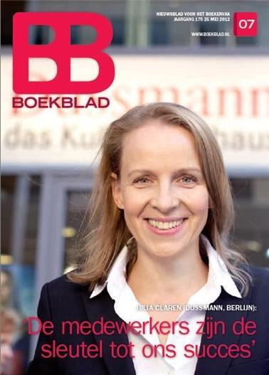BOEKBLAD Magazine 7, 25 mei 2012
