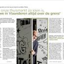 Uitgever Alexis Dragonetti over het nieuwe imprint van Ballon Media: 'Omdat onze thuismarkt zo klein is, kijken we in Vlaanderen altijd over de grens'