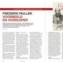 Frederik Muller voorbeeld en voorloper