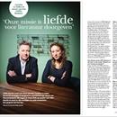 Carolina Lo Galbo en Jeroen van Kan (VPRO Boeken): 'Onze missie is liefde voor literatuur doorgeven'