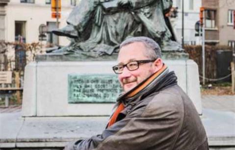 Rudy Vanschoonbeek (Vrijdag & Elkedag Boeken): 'De vernieuwingen in de boekhandel inspireren ons'
